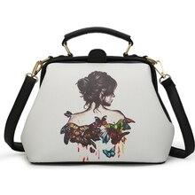 Women Handbag Leather Shoulder Bag Women