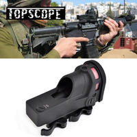 NEW Arrival AIM O M21 Self Illuminated Reflex Sight Night Vision Airsoft Red Dot Sight