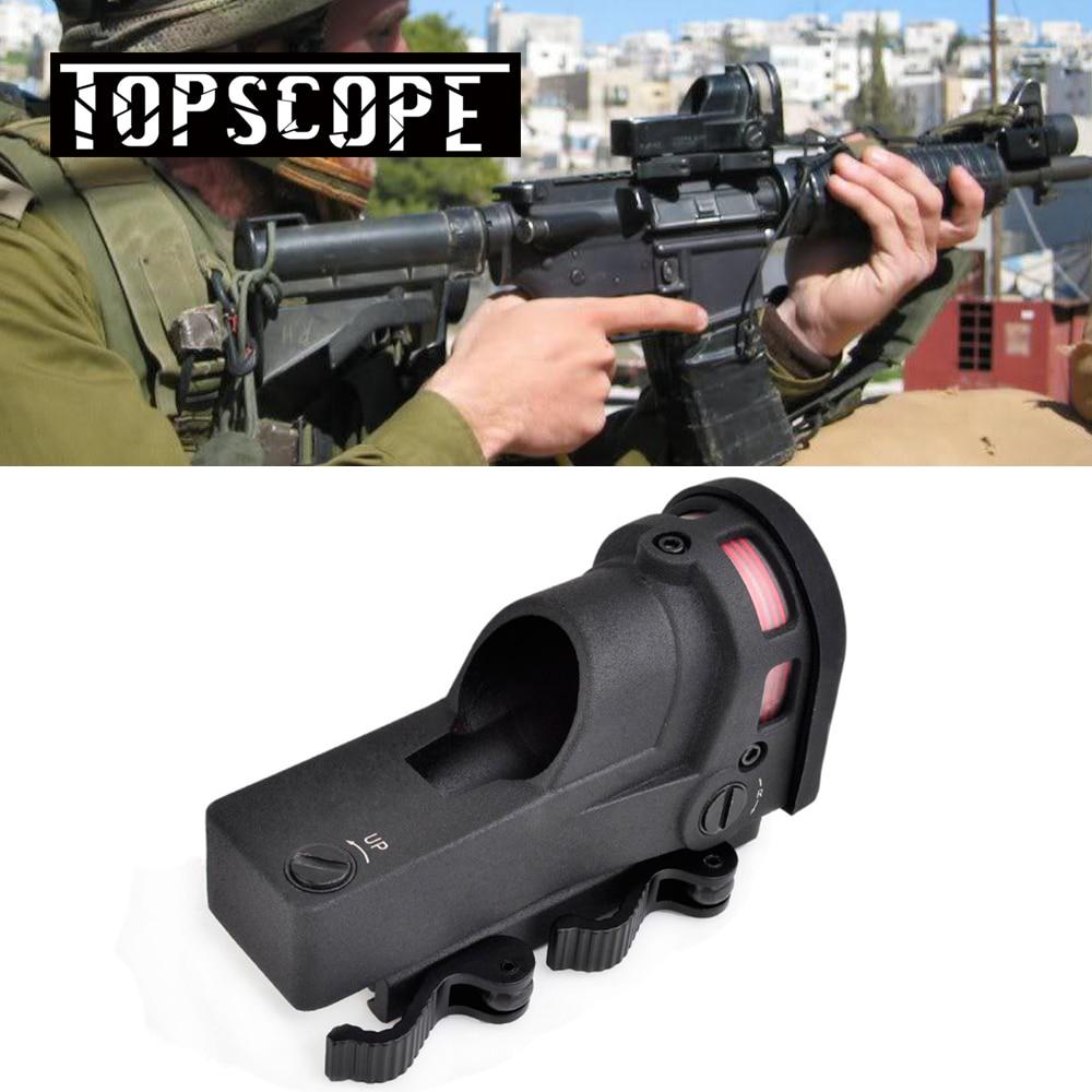 Nouveauté AIM O M21 vue réflexe auto-éclairée Vision nocturne Airsoft point rouge