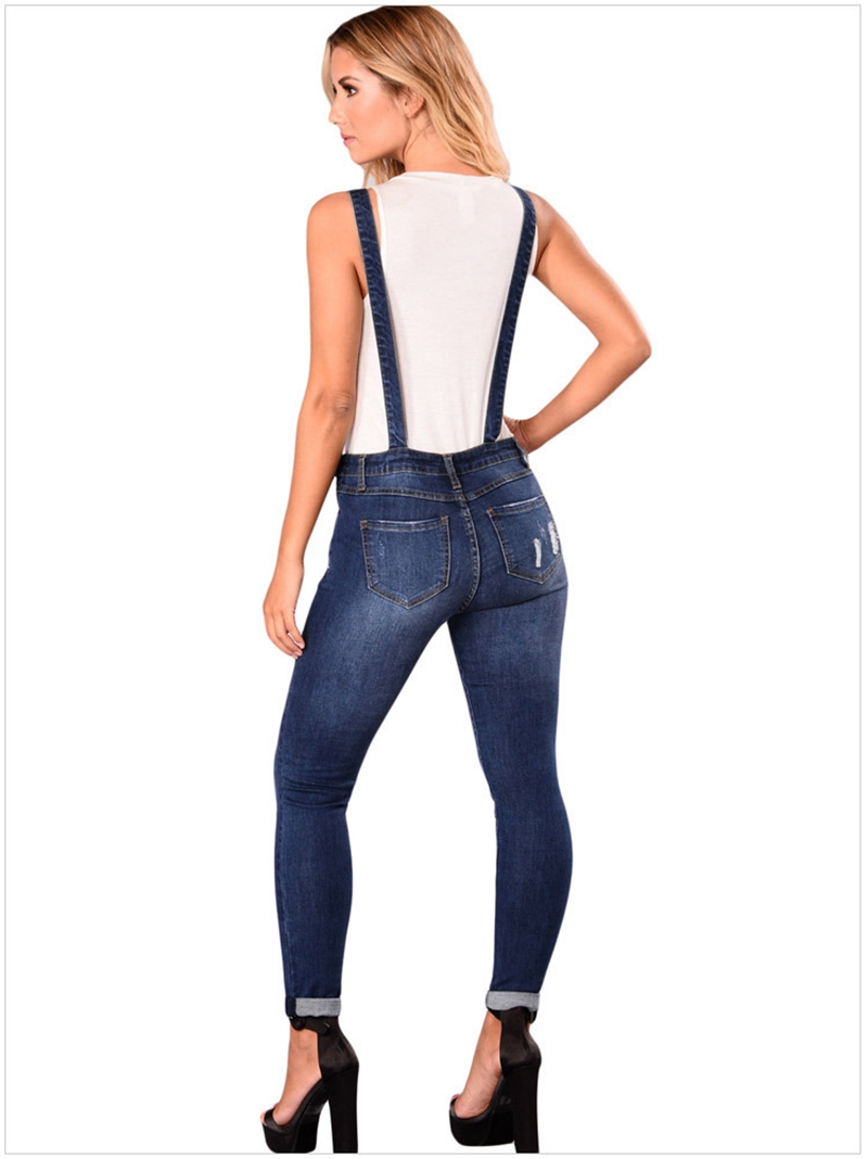 2018 New Arrival Sleeveless Jumpsuit Jeans Sexy Bodysuit Women Denim Overalls Rompers Girls Pants Jeans Ladies (29)