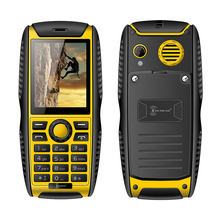 """Kenxinda W3 IP68 водонепроницаемый 2.2 """"мобильный телефон 3.5 мм разъем для наушников bluetooth 2.1 mp3 mp4 fm-радио dual SIM прочный телефон P103"""