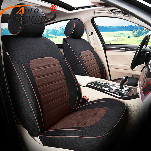 Autodecorun Custom Car Seat Covers For Volvo Xc90 2016 Accessories