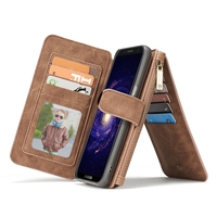 CaseMe Leather Case For Samsng Galaxy S7 Wallet Coque Flip Case For Samsung Galaxy S8 Plus