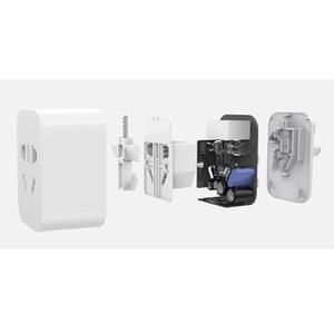 Image 5 - Xiaomi Mi Smart WiFi Socket 2 Plug bluetooth gateway Version Remote Control Work With Xiaomi Smart Home  Mijia Mi home APP