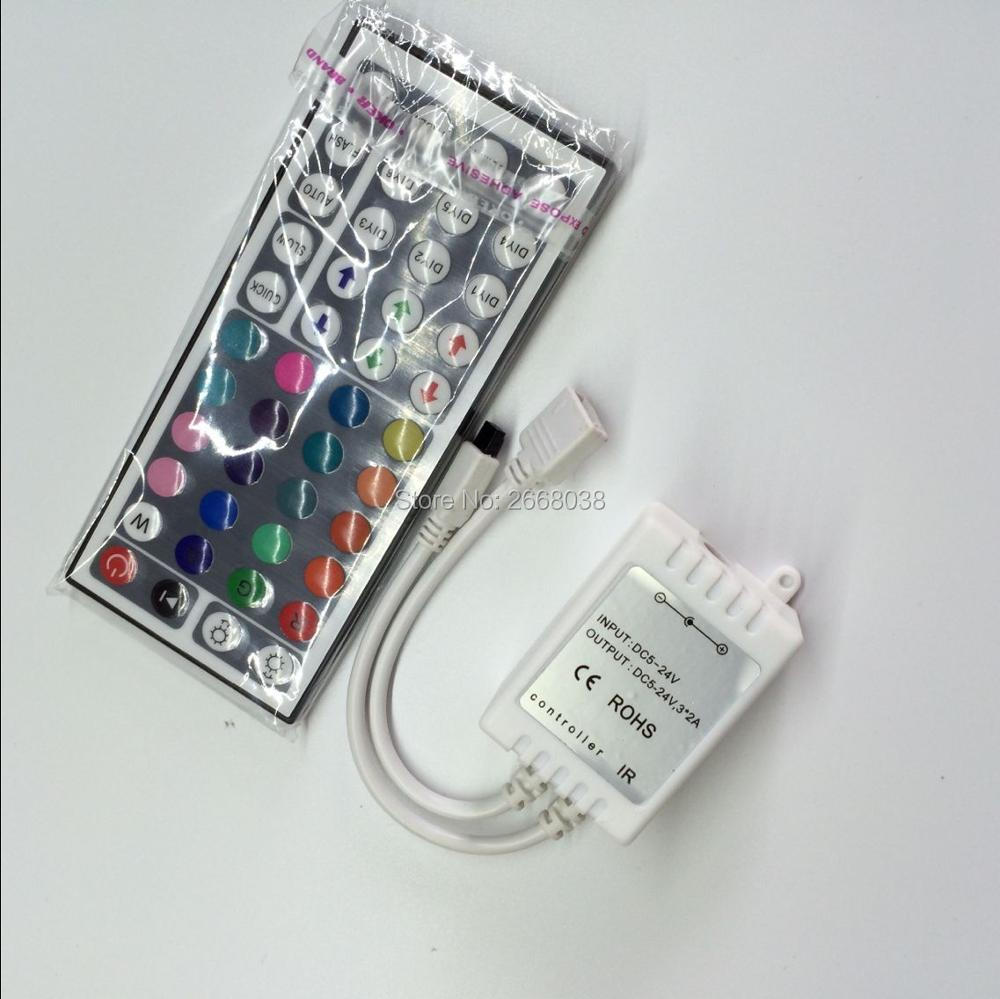 Flexible Light Strip with 44Keys remote controller