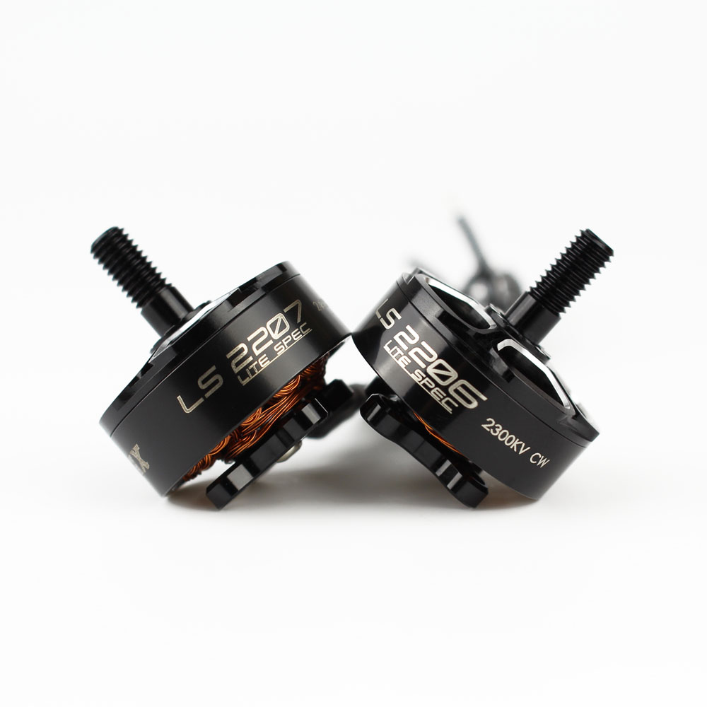 EMAX Motor LS2206 2300KV 2550KV 2700kv/LS2207 1900KV 2400KV 2550KV 3~5S 4~6S for FPV RACER Quadcopter RC Drone 2pcs drone with camera rc plane qav 250 carbon frame f3 flight controller emax rs2205 2300kv motor fiber mini quadcopter
