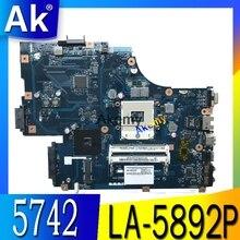 motherboard For Acer 5740 5741 5742 LA-5892P motherboard Test work 100% original