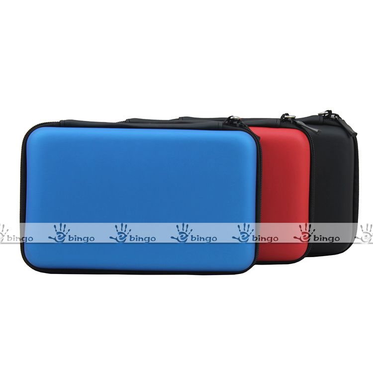 eva hard handy carry case cover bag pouch for nintendo new 3ds xl ll 4 color in cases from. Black Bedroom Furniture Sets. Home Design Ideas