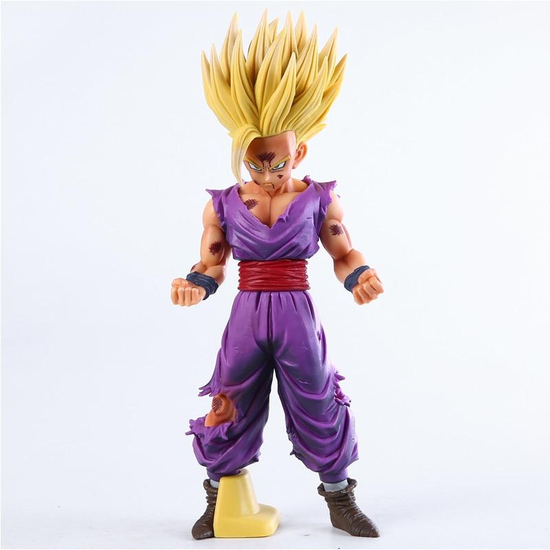25cm Anime Dragon Ball Z Super Saiyan Son Gohan Ac...