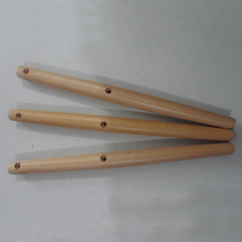 4 pieces for a lot Beech Wood Chair Legs
