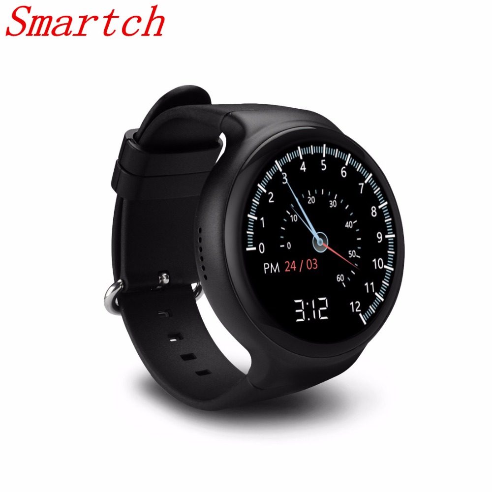 Smartch 2017 I4 Smart watch Android 5.1 1.39 inch AMOLED Display 1GB RAM 16GB ROM support 3G WiFi GPS Clock PK kw88 S99A Free Sh android smart watch iqi i4 support 3g wifi gps heart rate monitor with 1 39 inch amoled display 512mb ram 8gb rom clock phone