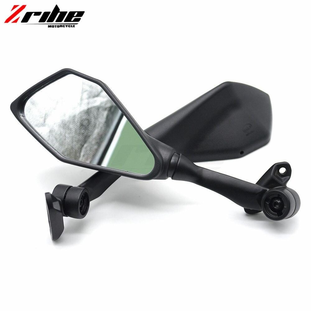 for 1Pair Universal Motorcycle CNC Aluminium Backup Rearview Mirrors accessories mirror For KTM 690 Duke SMC SMCR Enduro R ADVE