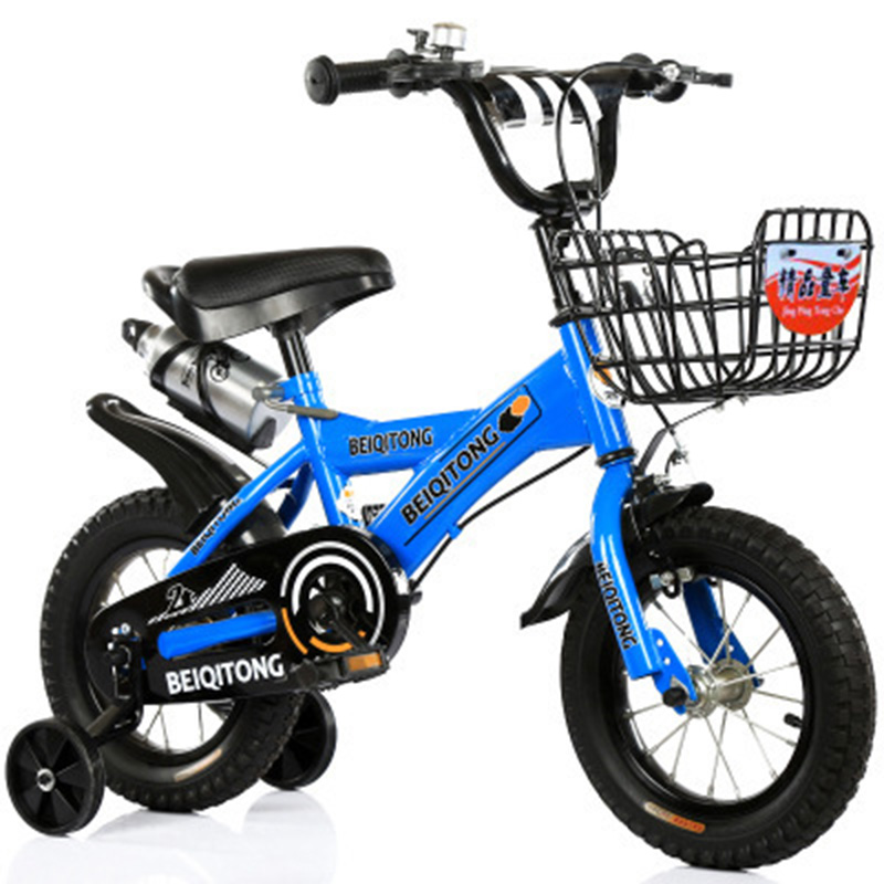 Children's Bicycle 2-6-year-old Baby Bicycle 18-inch Male And Female Cycling