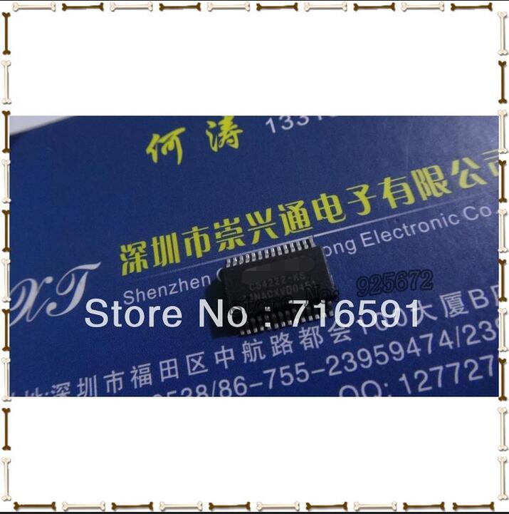 Integrated circuit IC not polished CS4222 - KS CS4222 - KSZ Free Shipping