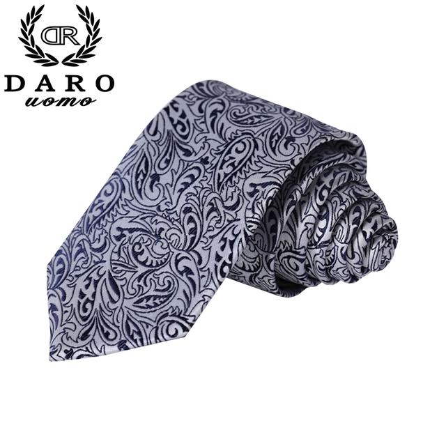 Moda Impresso Gravata Conjunto Lenço Paisley Laços para Homens Gravatas de Jacquard Bolso Quadrado Festa de Casamento Negócios Gravatás DR-02