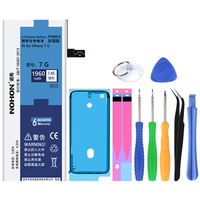 NOHON Original 1960mAh Built In Phone Battery For IPhone 7 High Quality Replacement Batteries With Machine