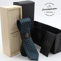 new silk neck tie men slim wedding necktie male mariage kravat green bot designer neckwear husband boy friend gift with wool box