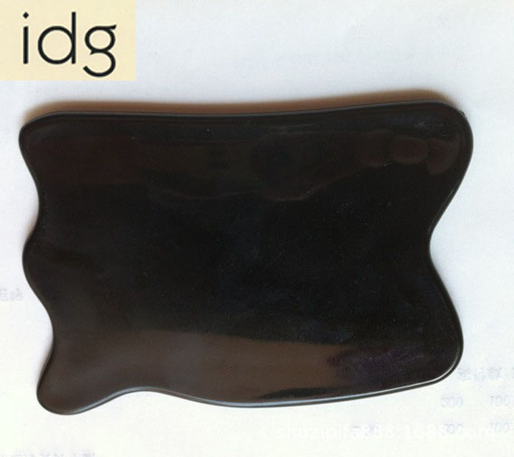 IDG 500PCS Multi-function scrapping plate The whole body beauty beef tendon meridian massage health care equipment