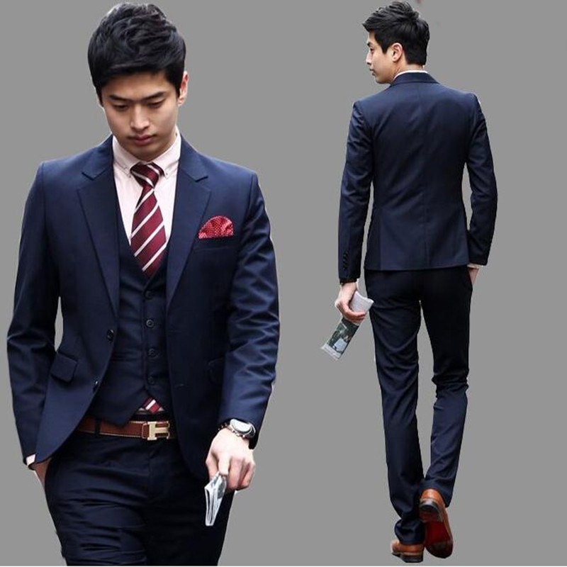 Wedding Style For Men: New Coming Classical Simple Style Men Suits/men's Wedding