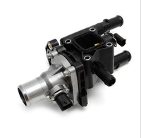 Thermostat housing for Chevrolet cruze Trax Soni Tracker 2014 2015 25192228,55564890,55575048,55579951