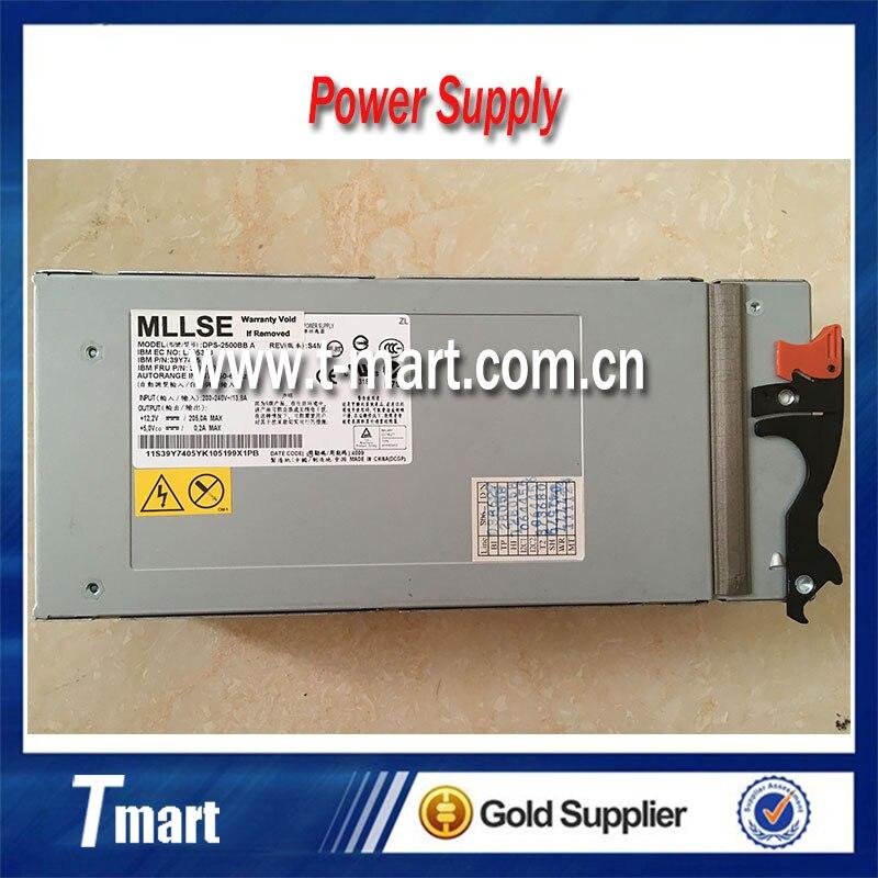 Server power supply for DPS 2500BB A 39Y7405 39Y7400 69Y5842 69Y5843 2320W fully tested