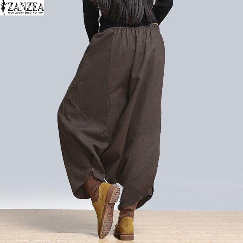 Largas Soltas pantalones Sidra 11