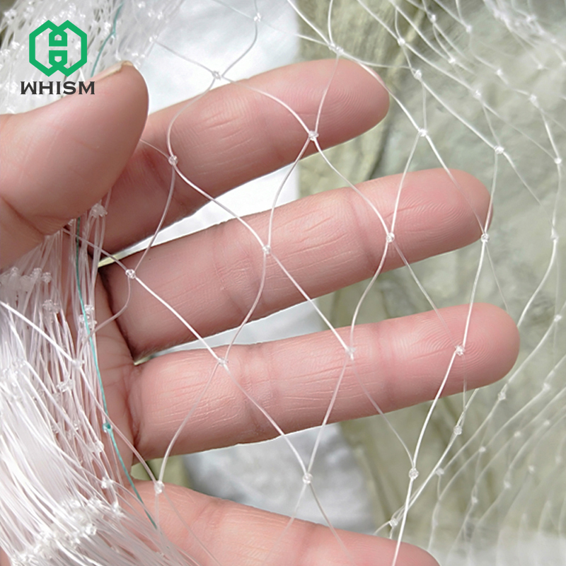 WHISM Anti Bird Net Plastic Pond Fruit Tree Vegetable Netting Protection Crops Protect Garden Mesh Pest Control Catch Bird Trap