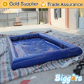 Inflatable Biggors Customized Color Inflatable Pool For Water Park