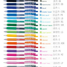 Pen Japan Clip-Pens Color-Marker Assorted-Colors Pack-Of-20 Jj15-Juice Zebra-Sarasa
