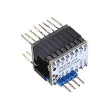 TMC2130 V1.1 Stepper Driver Module Board High-Subdivision Mute Motor Drive Support SPI Port Control 3D Printer Parts