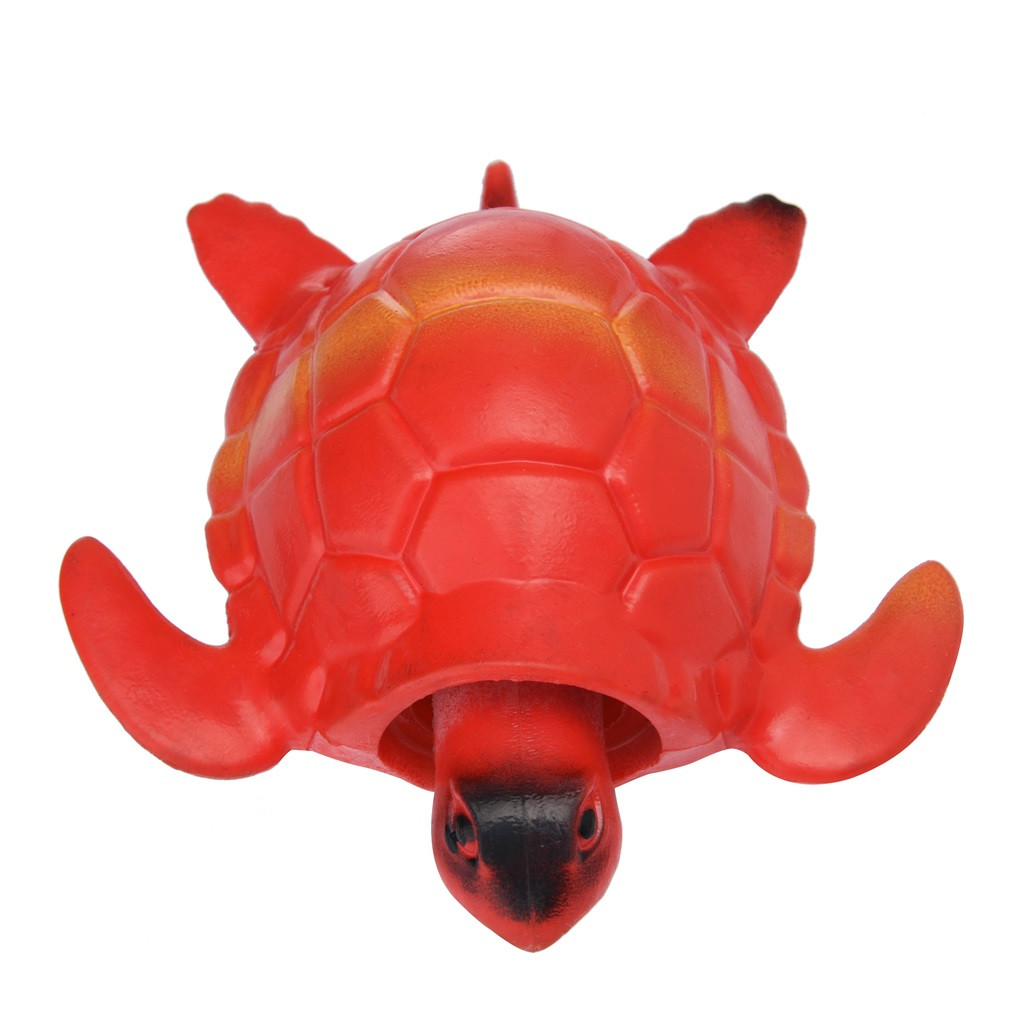 Turtle Pop Out Head if Squeeze 13cm Stress Ball (3 Colors) 4