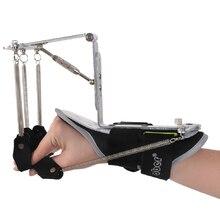 Dispositivo de rehabilitación para el ejercicio de la muñeca del dedo, ajustable, para infarción Cerebral, trazo de trombosis, versión actualizada