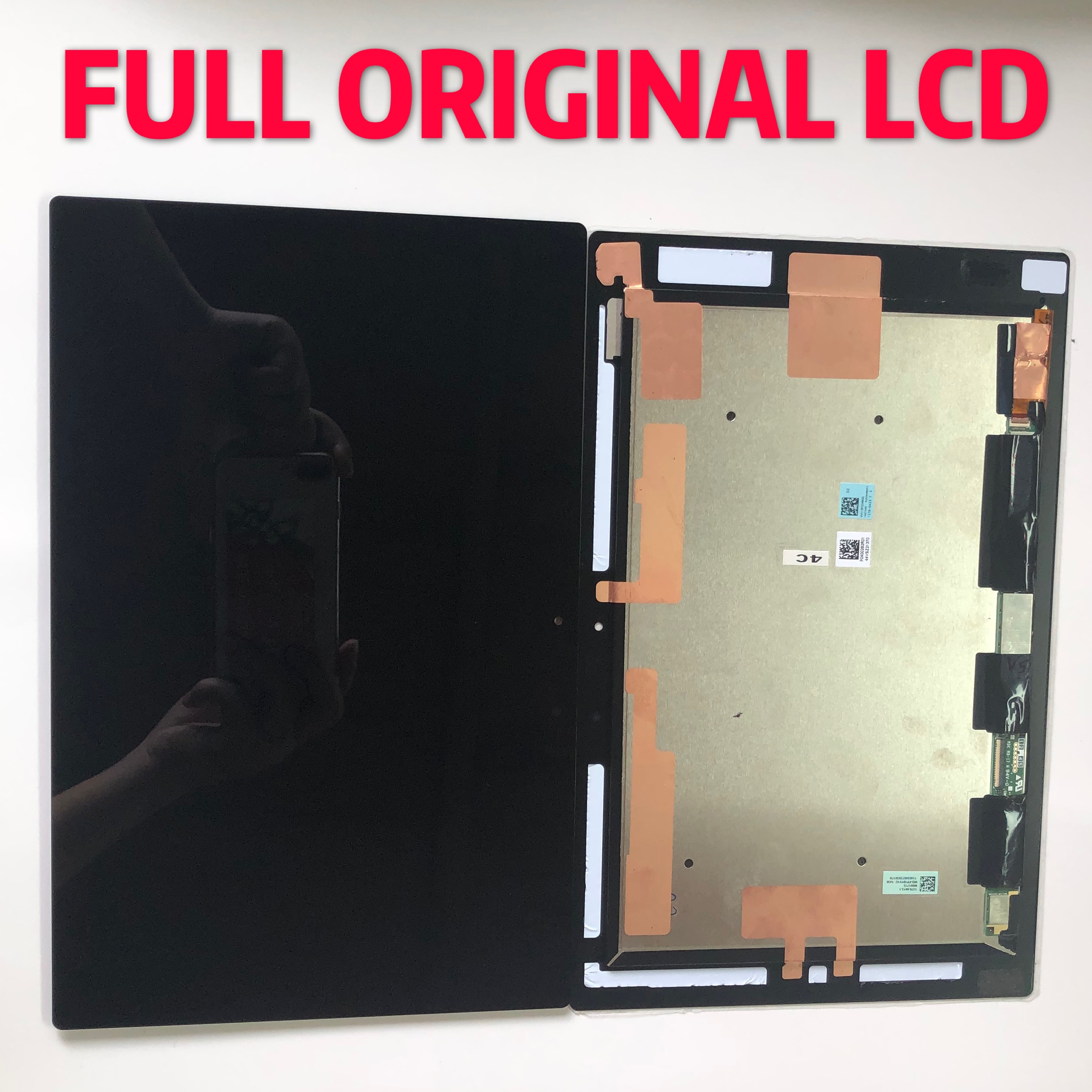 ORIGINAL LCD DISPLAY MIT TOUCH SCREEN DIGITIZER VOLLVERSAMMLUNG ERSATZ FÜR <font><b>SONY</b></font> <font><b>XPERIA</b></font> TABLET <font><b>Z2</b></font> SGP511 SGP521 image