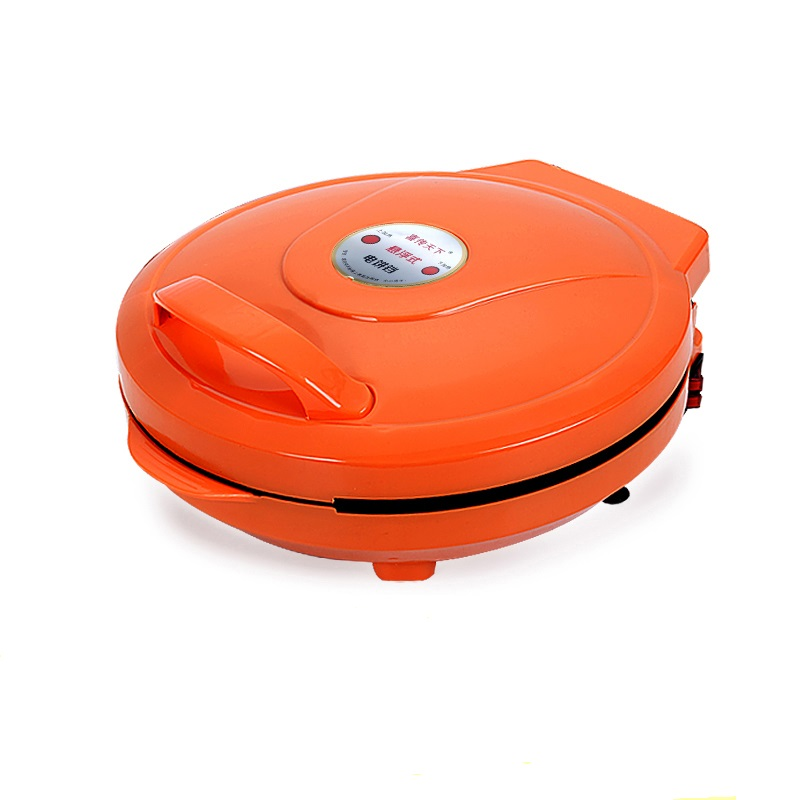 Household Electric Grilled Steak Machine Double Heating Electric Pancake Electrical Baking Pan jiqi electric baking pan double side heating household cake machine flapjack pizza barbecue frying grilling plate large1200w