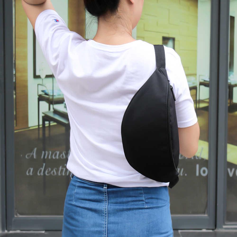 2018 الخصر حقيبة فاني حزمة ، المرأة حزام حقيبة بوم الورك جيب Hengreda السفر الورك حقيبة 600D مهرجان حزب الصدر Daypack حقيبة ، حزام 130 سنتيمتر