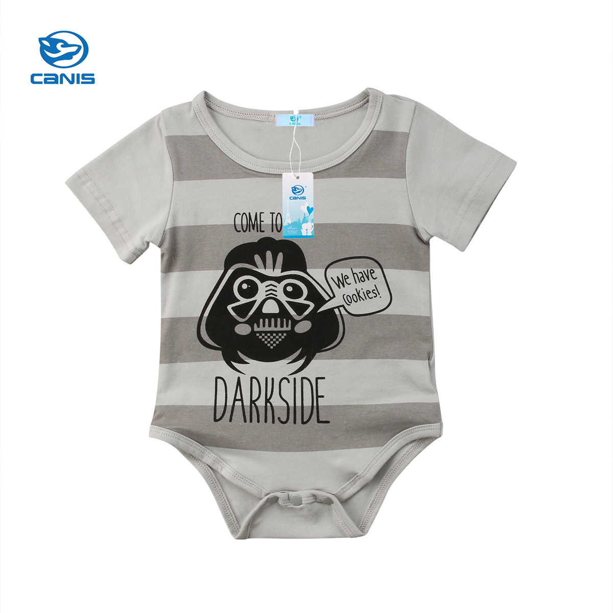 Toddler Baby Romper Summer Clothes Newborn Kids Baby Boy Girl Star Wars Romper Jumpsuit Outfits Clothes 0-18M