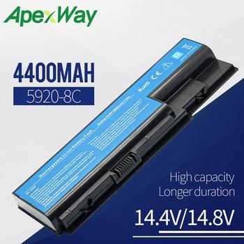 14,8 V 4400mAh batería del ordenador portátil para acer Aspire 7738,8730 de...