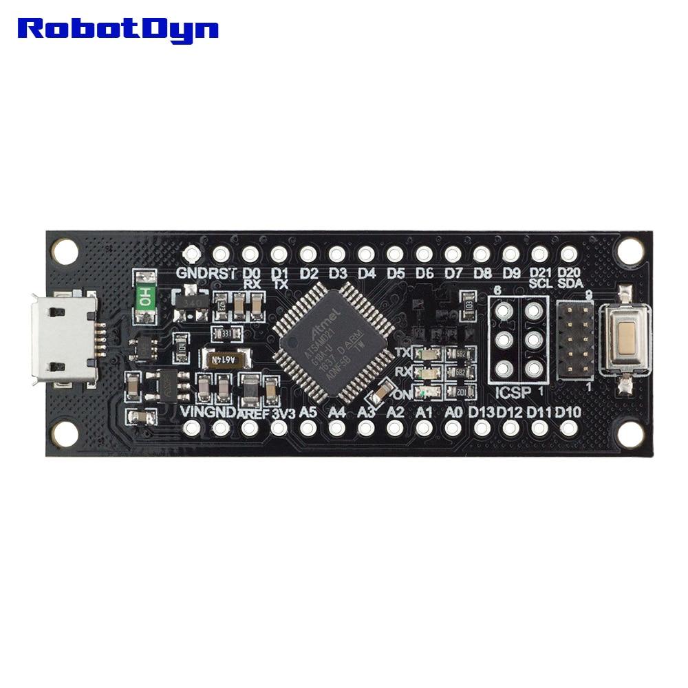 aki-news: Tanie SAMD21 M0 Mini  32 bit ARM Cortex M0 Rdzenia