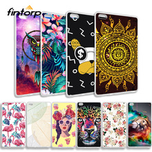 Buy Fashion Painted Case For Lenovo Tab E7 Cases Soft Silicone TPU Back Cover For Lenovo Tab E7 TB-7104 7.0 inch Protective Bumper directly from merchant!