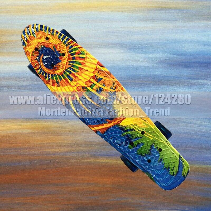 Peny planche à roulettes mini longboard vente 22
