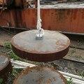 200 кг 2 стороны супер мощный магнит рыболовные спасательные магниты сокровища Imanes неодимовый магнит магнитный сильный инструмент 20 м веревк...