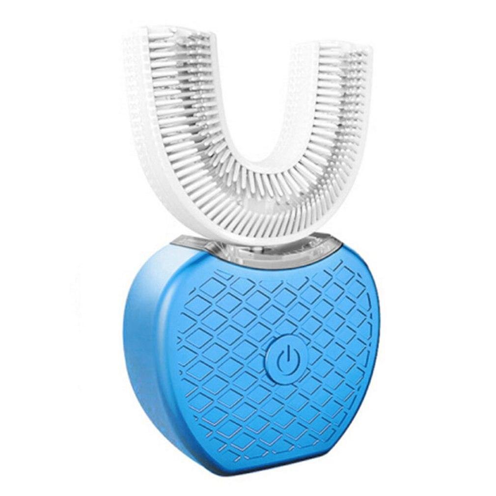 Volautomatische Elektrische Tandenborstel 3D Sonic Mond Cleaner Tandenborstels USB Oplaadbare Tanden Poets & Whitening Tool