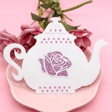 Teapot Metal Cutting Dies for Scrapbooking