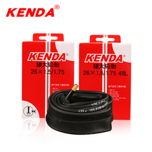 KENDA inner tube 26 camera 26*1.5-1.75 Schrader Presta bicycle inner tube 26 mountain bike tubes tire chambre air 170g