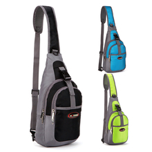 Mini Sports Gym Bag Ultralight Men Women Running Gym Cycling Fitness Climbing Chest Pack Messenger Bags One Shoulder