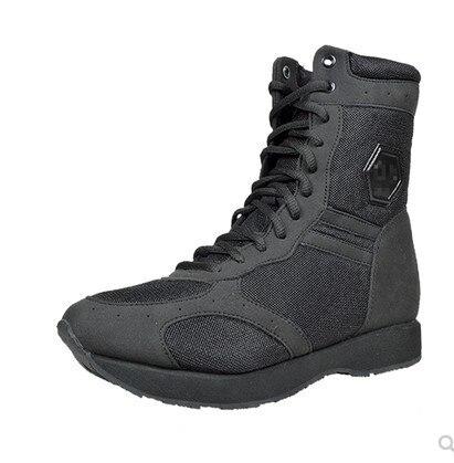 Весна лето, ультра светильник, военные ботинки для мужчин и женщин, уличные армейские ботинки, воздухопроницаемый, ультра светильник 07, боевые ботинки