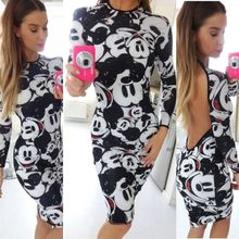 Buy Mickey Mouse Dresses And Get Free Shipping On Aliexpress Com