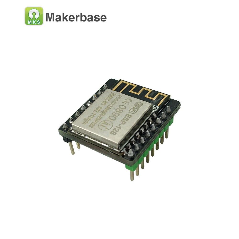 Makerbase MKS Robin WIFI V1.0 3D Printer Wireless Router ESP8266 WIFI Module APP Remote Control For MKS Robin Mainboard