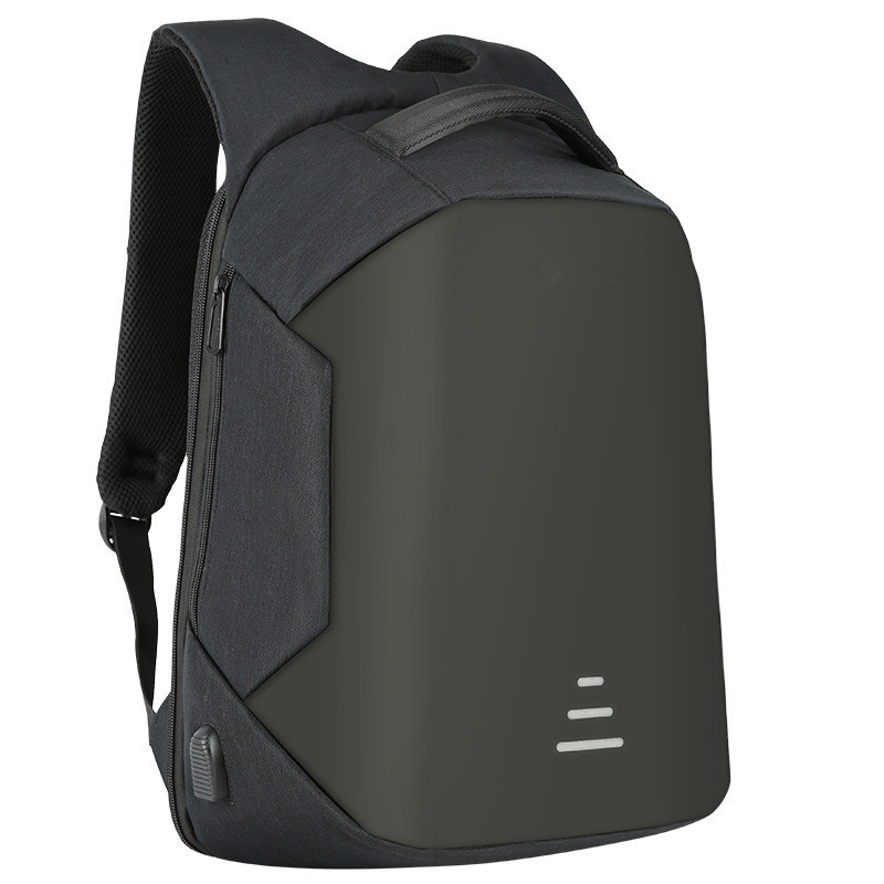 BAIBU Backpack for Men Anti Theft 15 6 Laptop Backpack Oxford Waterproof USB Charging Design School