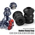 Резиновая подвеска для автомобиля  амортизатор бампера Bump Stop 31331124449  2 шт.  аксессуары для bmw M3 X6 E30 E34 E39 318i 325i 525i